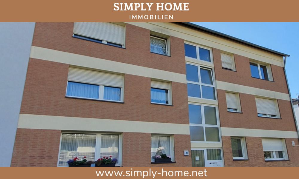 Sindorf: Modernisierte 3-Zimmerwohnung mit sonnigem Balkon und Stellplatz