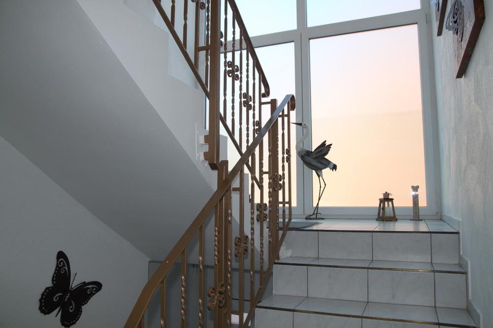 Treppenhauszugang Whg DG