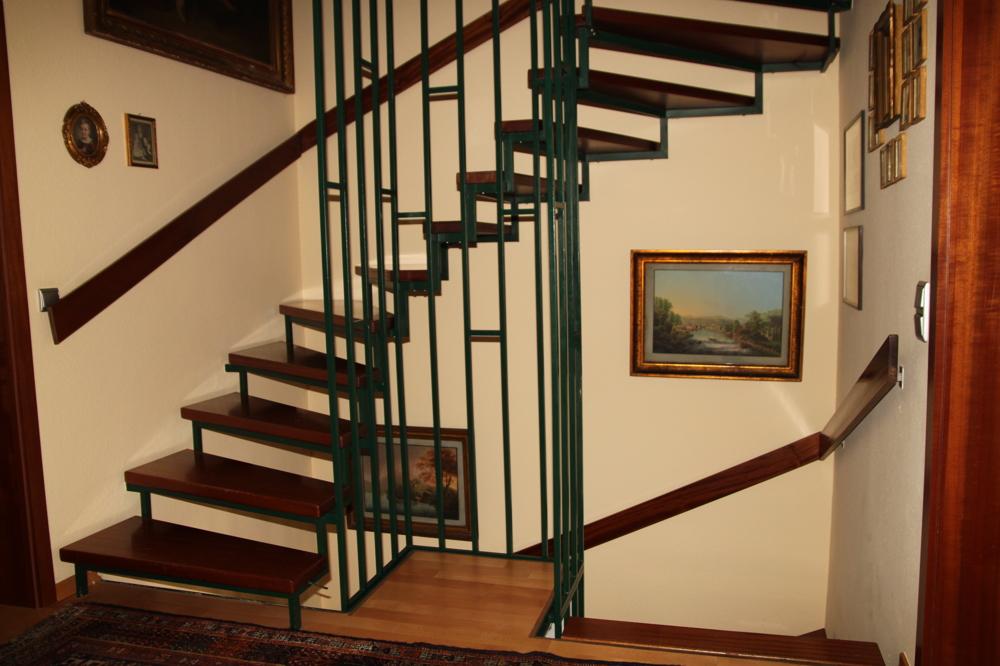 Treppenaufgang Dachstudio