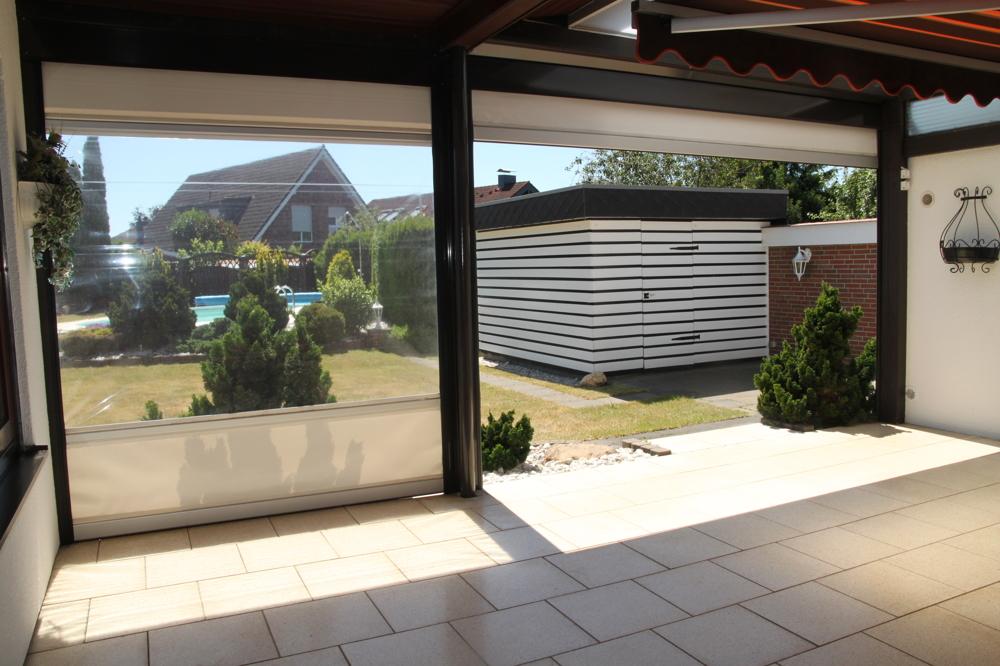 überdachte Terrasse (Wintergarten)