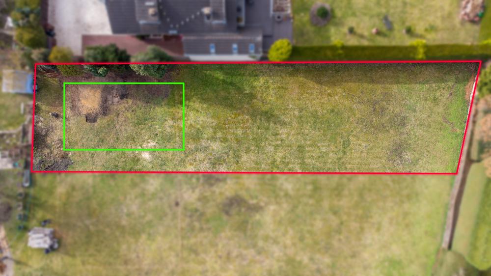 Drohnenansicht
