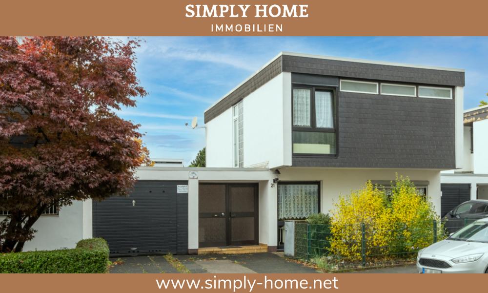 Bocklemünd: Modernisiertes Eigenheim mit Garage + Vollkeller auf ca. 251m² Erbpachtgrundstück