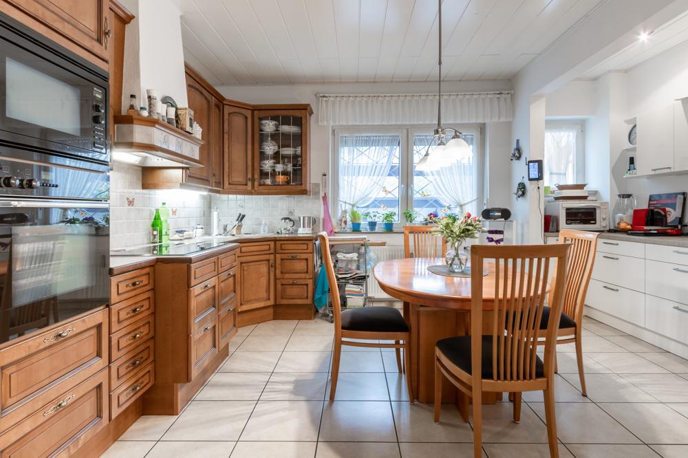 Wohn-/Ess-/Küchenbereich EG